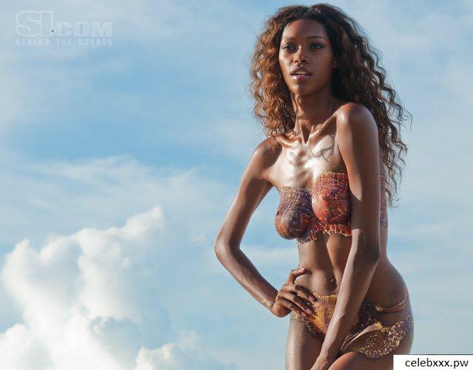 Jessica White - Black Model Sexy Photos