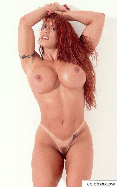April Hunter WWE wrestler nude5