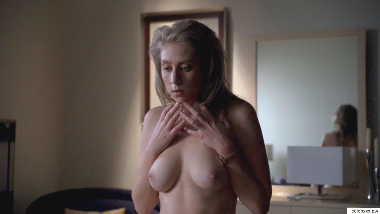 Melissa Stephens topless tits