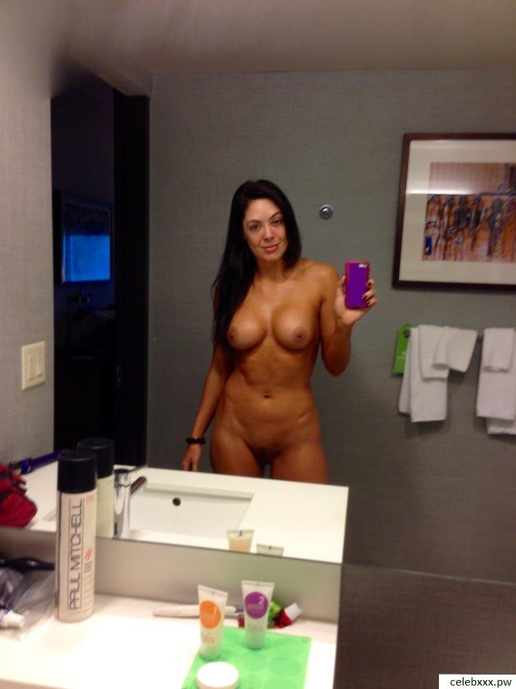 Tanea Brooks  topless