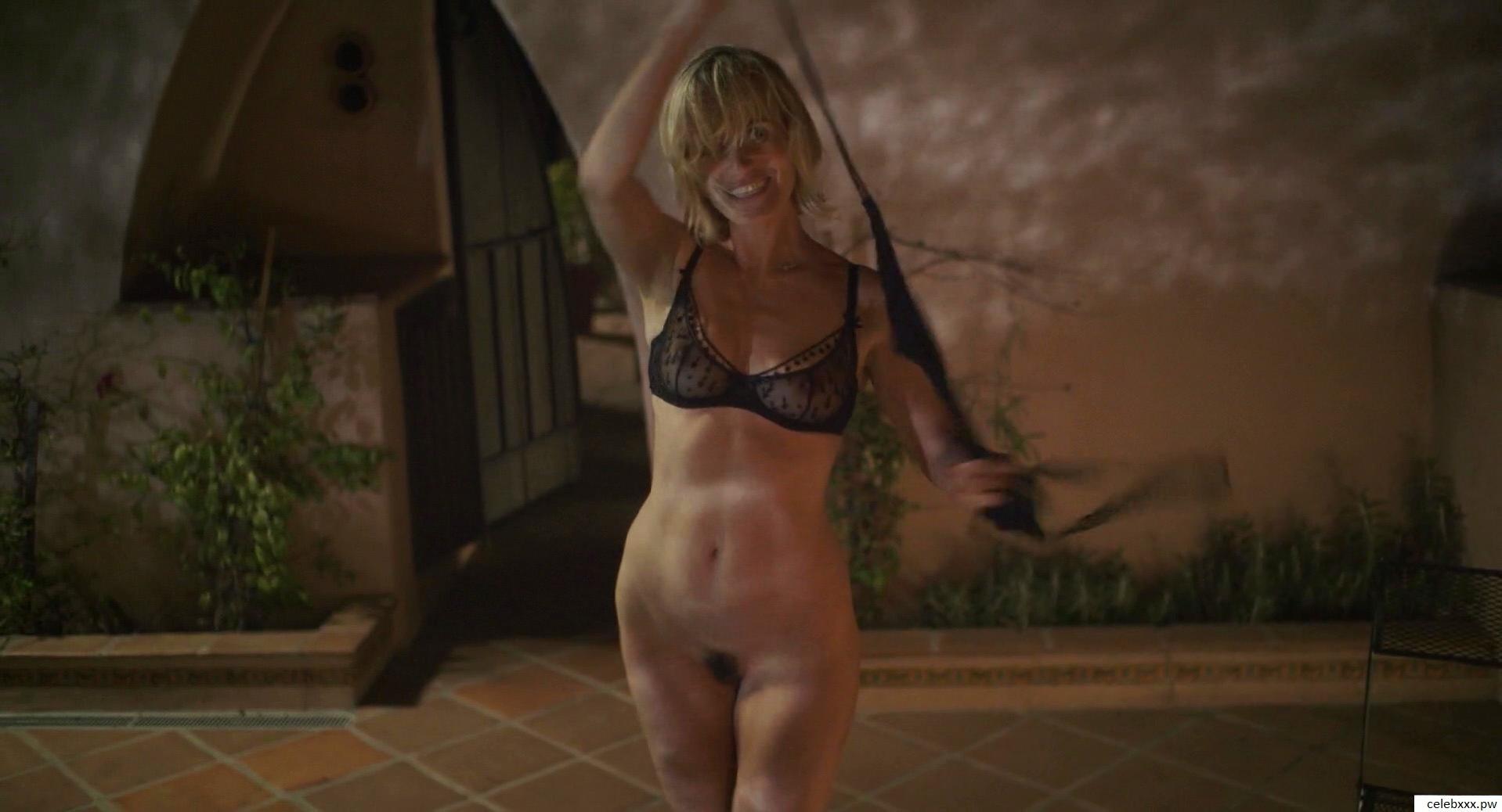Judith Godrèche tits